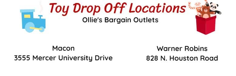 Toy Drop Off Locations