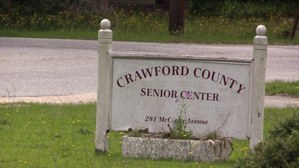 The Crawford County Senior Center has just finished renovations. Now