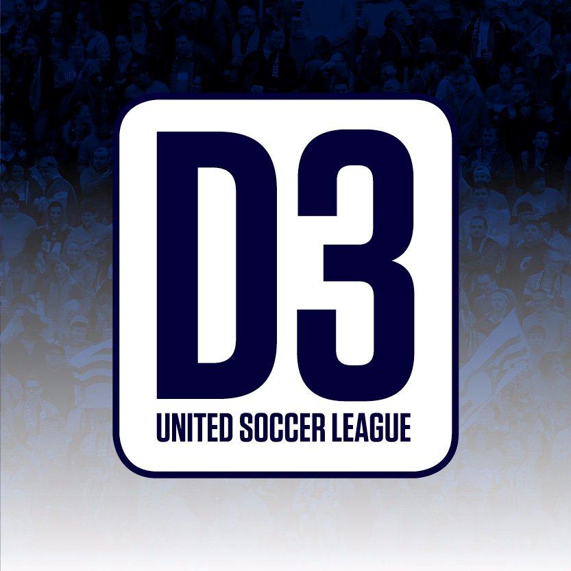 USL D3 Soccer Logo