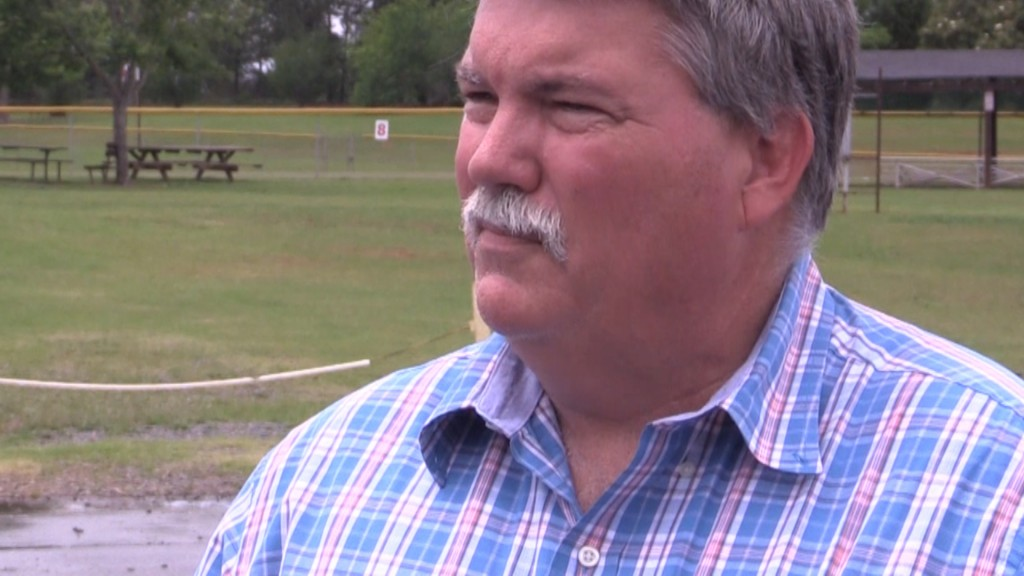 Monroe County Commissioner Eddie Rowland is ready to help the county however he can.