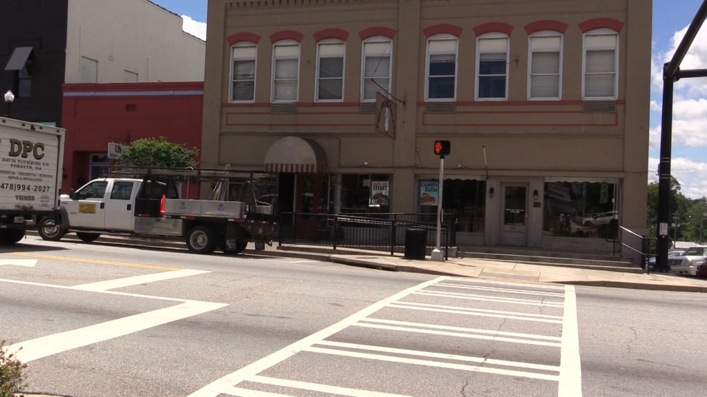 The old Prime Palate building in Forsyth is looking to get a renovation soon.