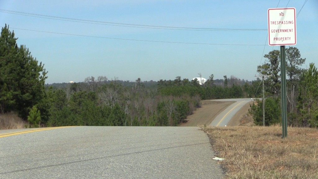 Griswoldville Park off of Highway 57 holds a lot of potential for industry in Jones County.