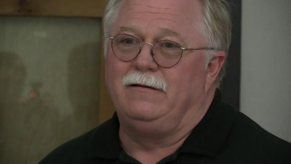 Putnam County Sheriff Howard Sills