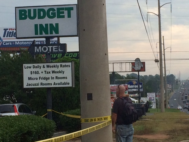 Homicide at the Budget Inn Motel