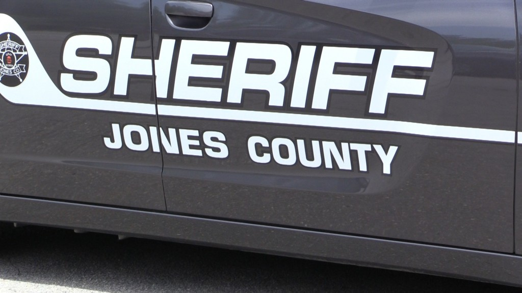 The Jones County Sheriff's Office hopes residents will stay engaged in the crime fighting process.