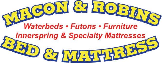 Macon Bed Mattress Logo 2020