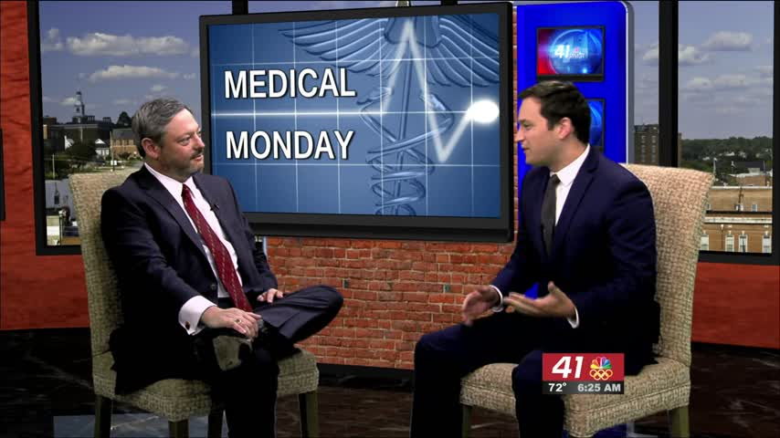 Dr. Chris Hendry joins 41NBC to talk about hospital ratings.
