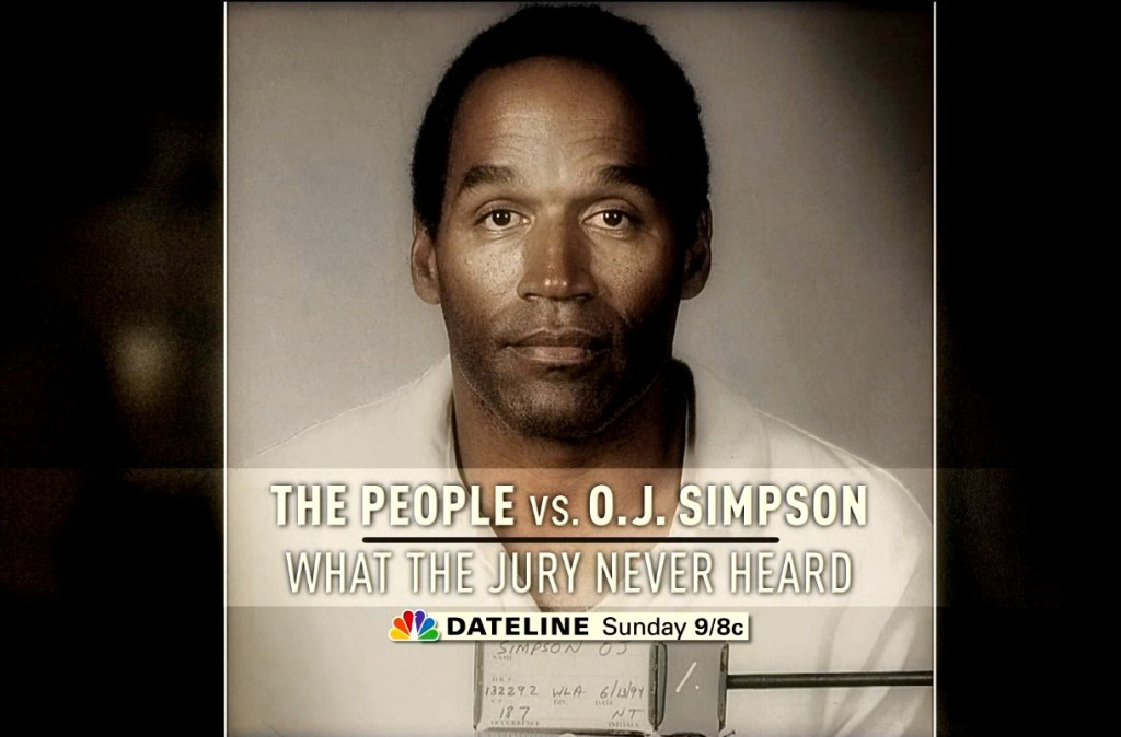 Los Angeles police are investigating a knife purportedly found some time ago at the former home of O.J. Simpson