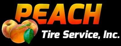 Peach Tire