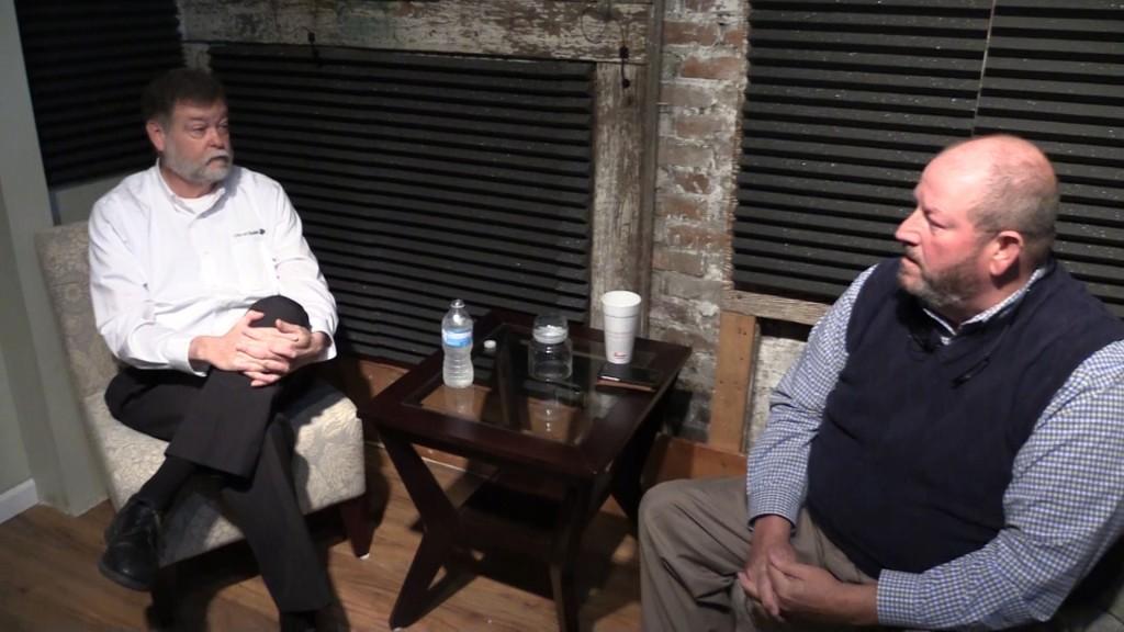 Mayor Phil Best hosts Community Matters