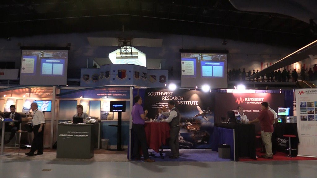The Museum of Aviation hosted an event for students to learn more about STEM careers Wednesday.