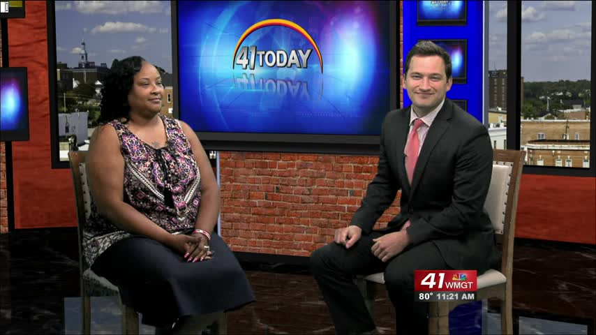 There's a Sickle Cell Awareness Luncheon going on at Navicent Health in Macon from 3 p.m. - 6 p.m. Vanessa Harvey joins 41NBC with more.