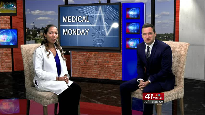 Dr. Nicole Haig-Jasper from Coliseum Health System joins 41NBC to talk about heat-related injuries.