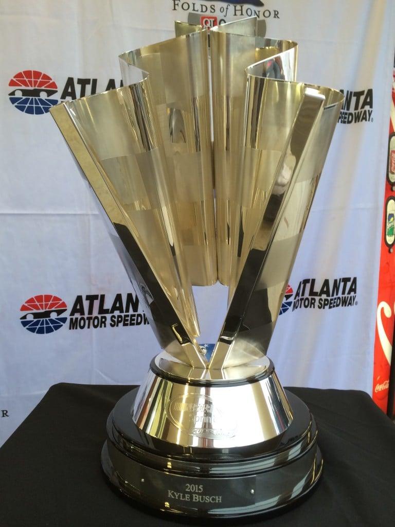 NASCAR Sprint Cup Trophy