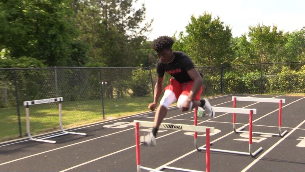 Titus Moore Track FPD