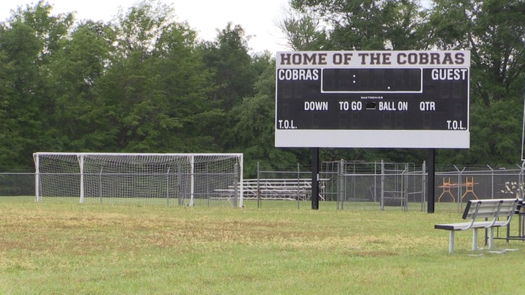 Residents aren't happy about the hiring of the latest football coach at Twiggs County High School.