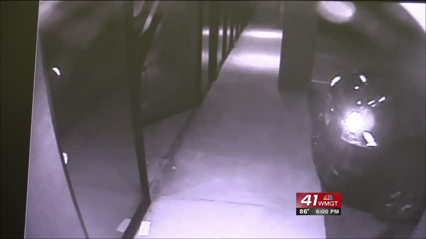 Thieves broke into Oakridge Custom Finishing on Moody Road in Warner Robins Sunday morning.