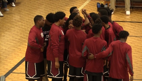 Warner Robins stayed unbeaten in region play with a 96-90 win over Jones County.