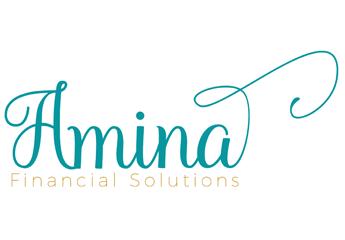 Amina Financial Solutions Logo