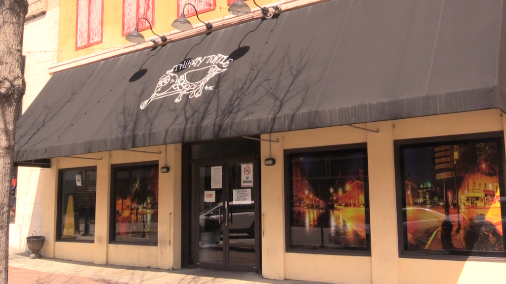 Bars cited for underage drinking