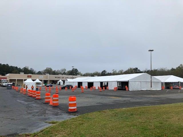 Sandersville Vaccination site now open