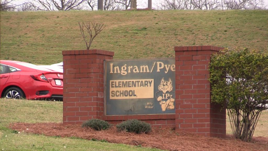 They Ingram-pye Elementary school will take a literacy bus to neighborhoods tomorrow.