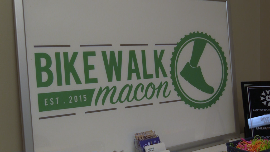 May is Bike Walk Month in Macon