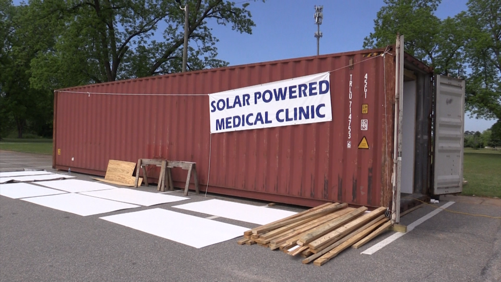 Obgyn Clinic Container