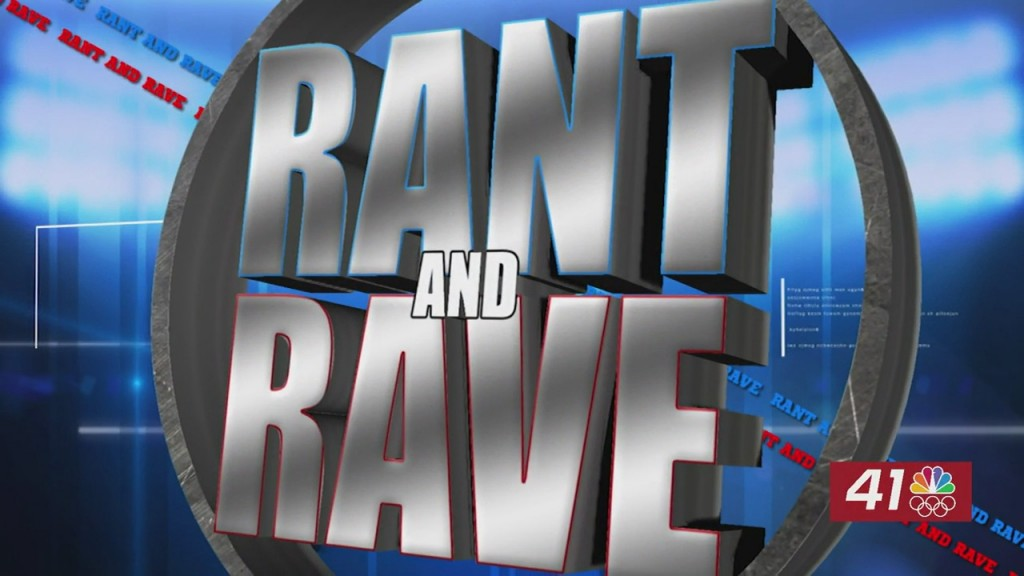 Rant And Rave: June 17th Hawks Fly In Philly