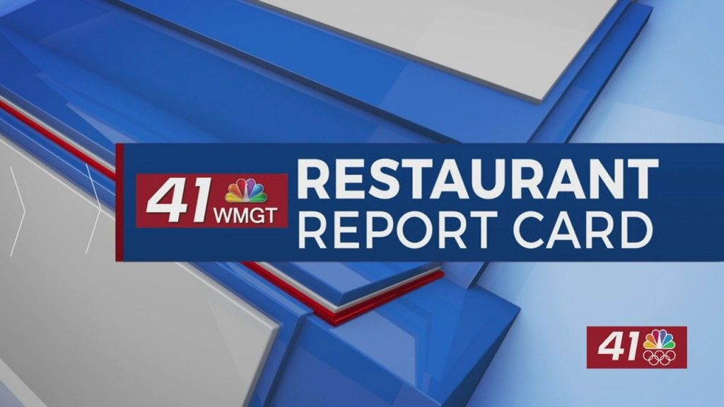 Restaurant Report Card: Food Service Inspection Scores June 1 4
