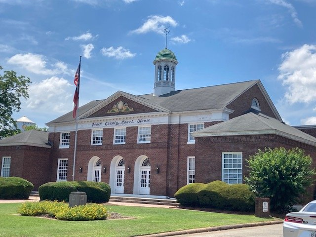 Peach County Court House