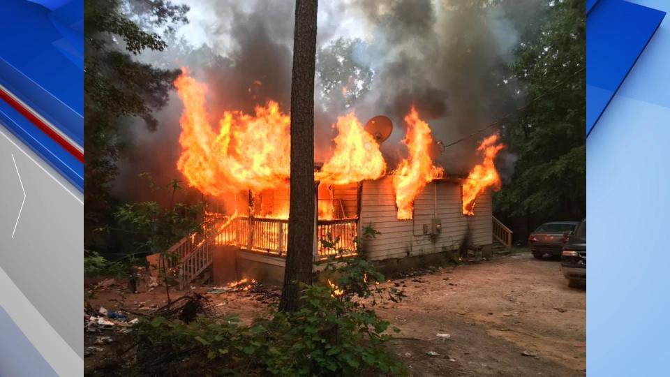 Monroe Fire Web