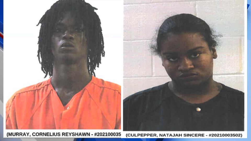 Perry murder arrests