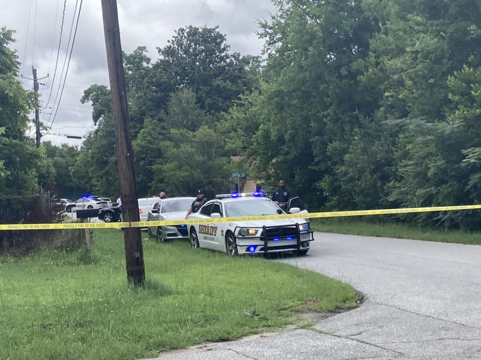 Dewey Street Shooting
