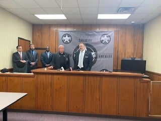 Laurens County Sheriff announcement