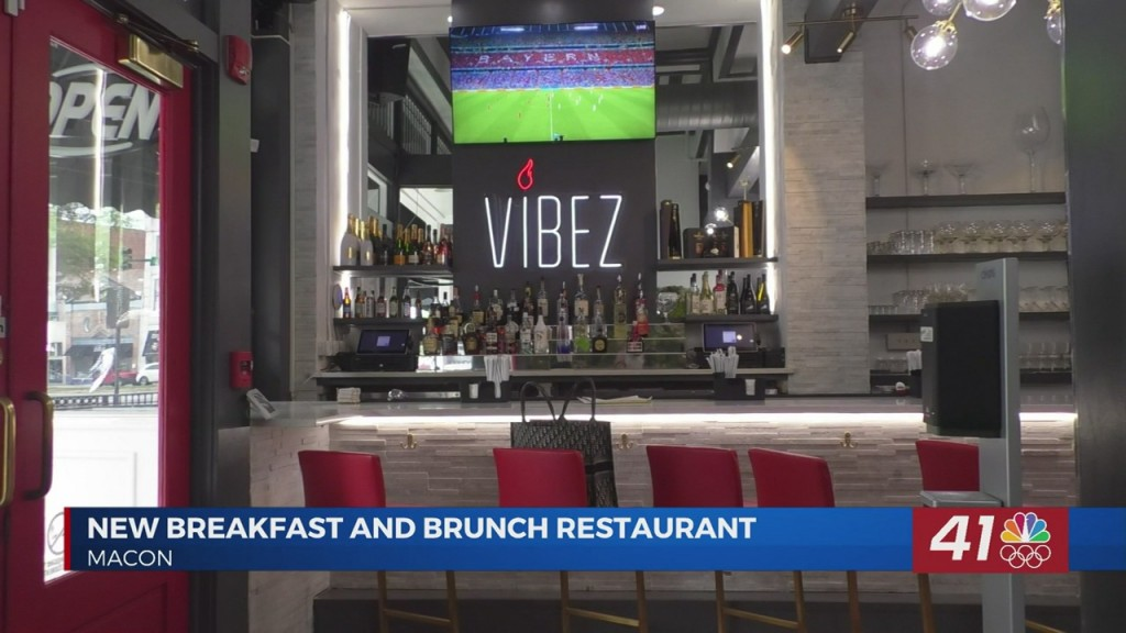 New Restaurant Opens In Downtown Macon