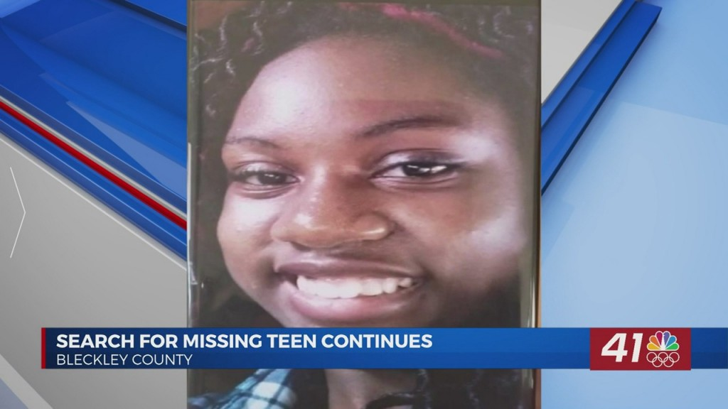 Numerous Agencies, Community Helping In Search For Missing Cochran Teen