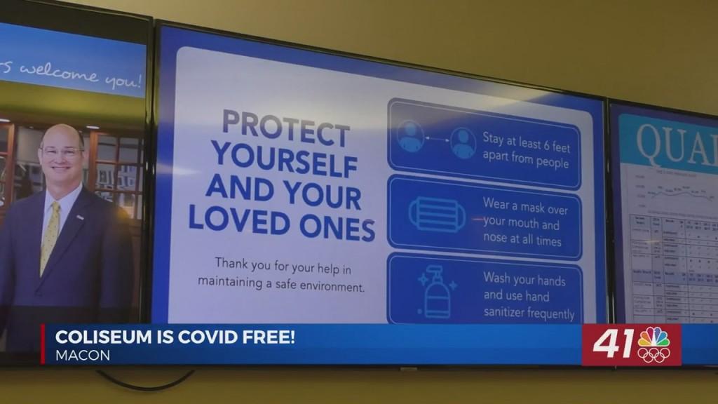 Coliseum Medical Center Has No Covid Patients