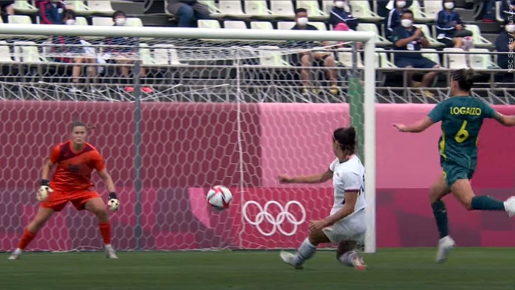 Olympic Women Soccer