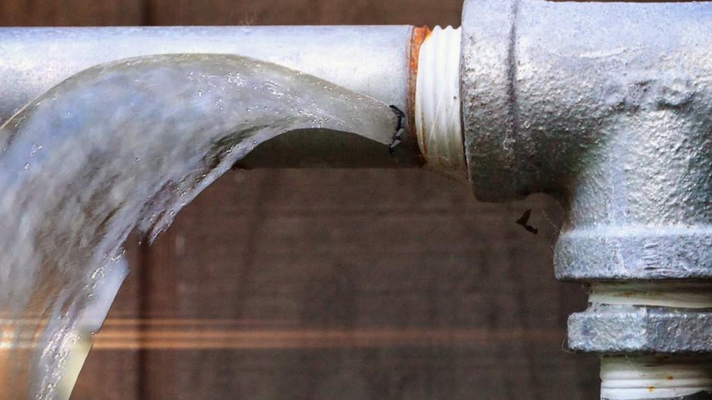 Water Leak 1