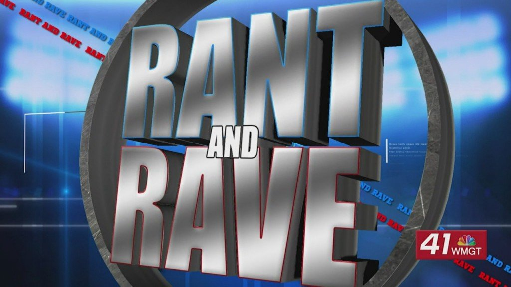 Rant And Rave: August 26th For The Alliance