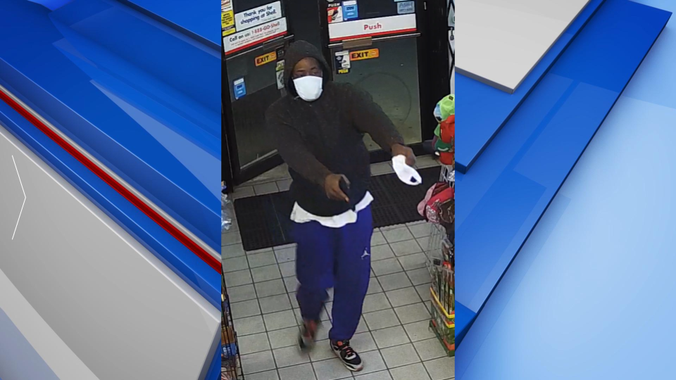 Shell Armed Robbery
