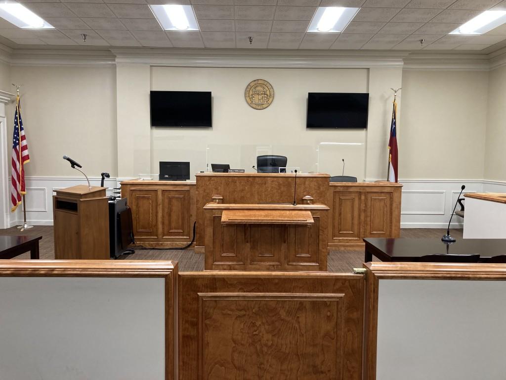 Macon Judicial Court