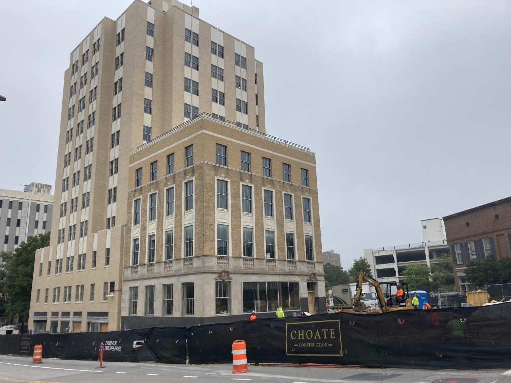 Downtown Macon Hotel