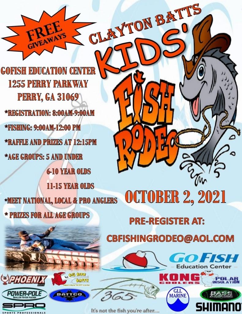 Go Fish Rodeo
