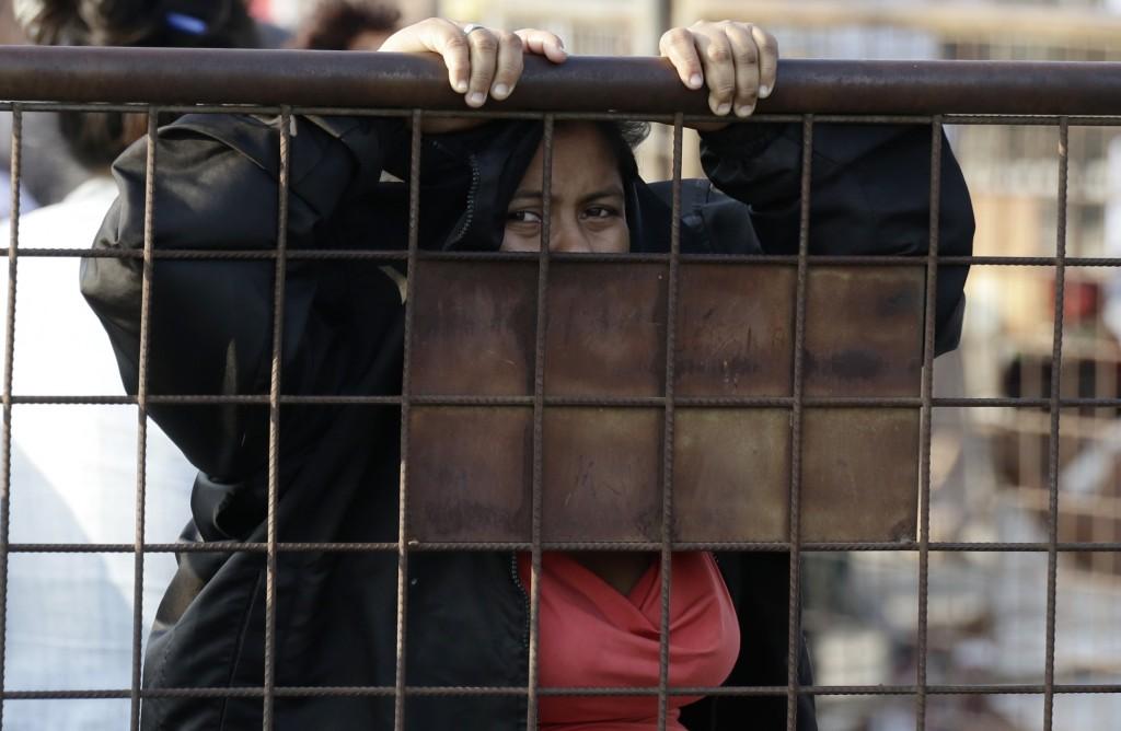Aptopix Ecuador Prison Violence