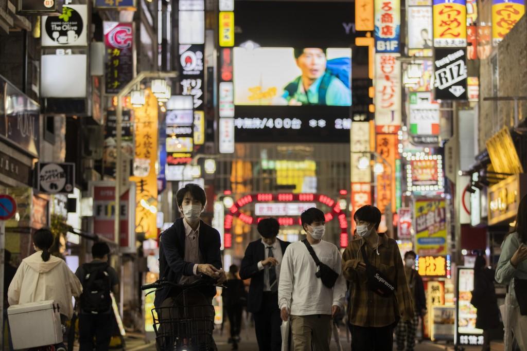 Virus Outbreak Japan Sudden Success