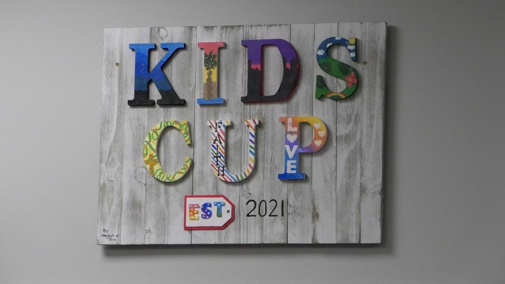 Kidscupsign