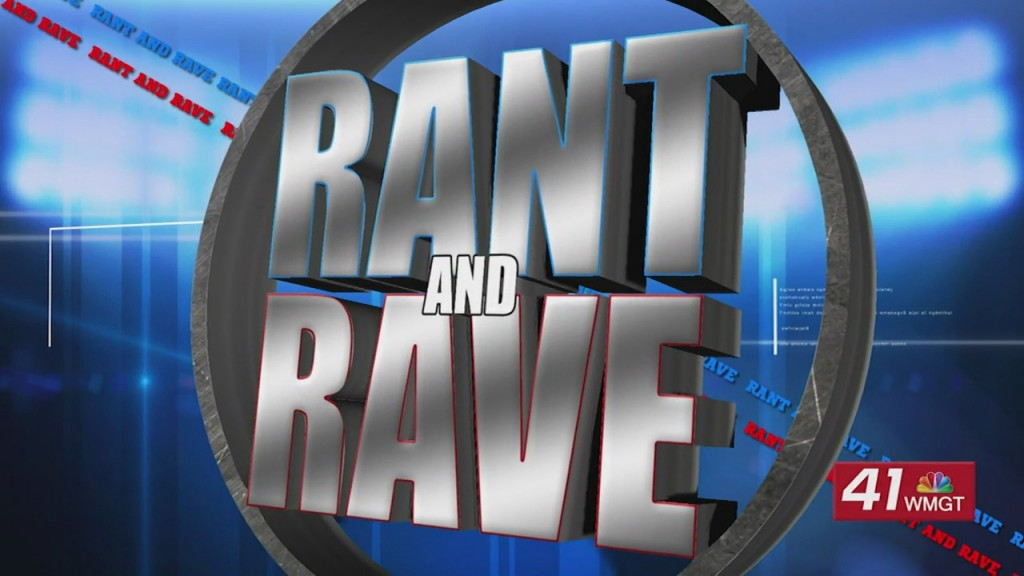 Rant And Rave: October 15th The Dawgs Are Number 1