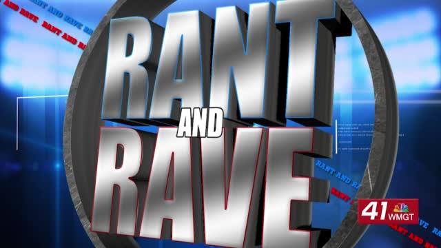 Rant And Rave: October 7th Georgia Vs. Auburn